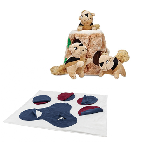 Interactive Soft Toys