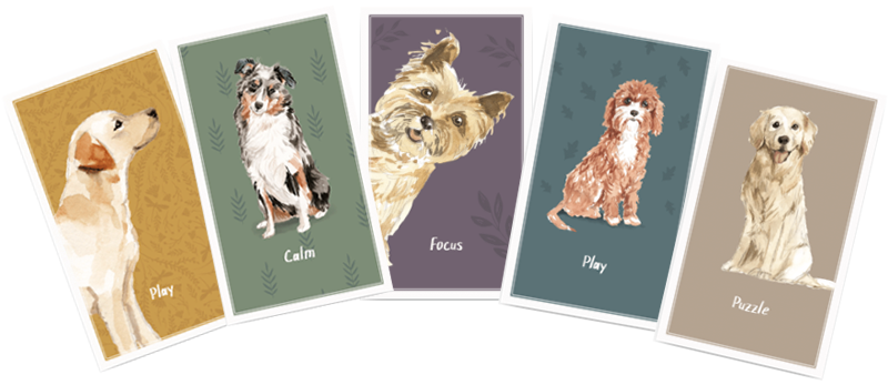 Calm Dog Games categories