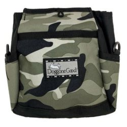 Doggone Good SPECIAL EDITION Camo Rapid Rewards Training Treat Pouch