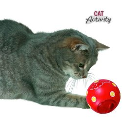 Cat Activity Treat Ball