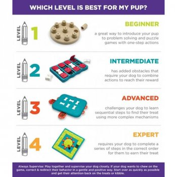 Which level is best for my dog?