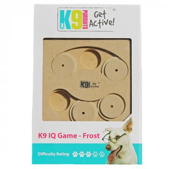 K9 Pursuits Interactive IQ Game Frost