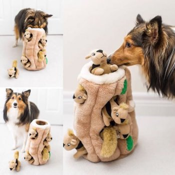 Keep your dog occupied with this ginormous toy