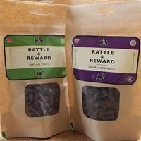 Rattle and Reward Refill Pouch