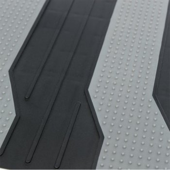 Folding Steps with Non-Slip Coating