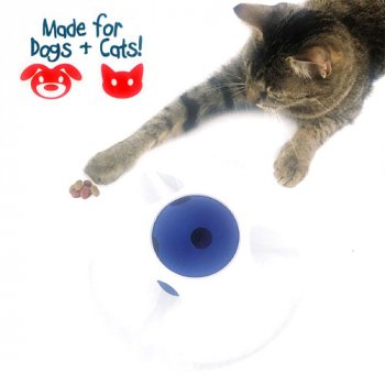 Snack Ball Puzzler suitable for cats and dogs